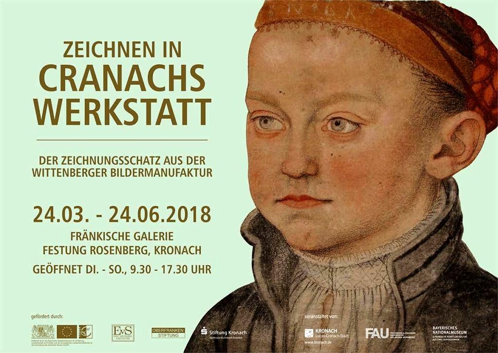Brustbild eines Kindes, Farbige Kreiden aus der Graphischen Sammlung der UB Erlangen-Nürnberg. (Bild: Universitätsbibliothek Erlangen-Nürnberg)