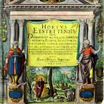 Hortus Eystettensis, Titelbild