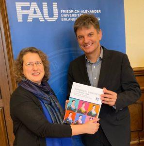 Neuerscheinung Markgräfin Wilhelmine von Bayreuth und die Erlanger Universität: Künste und Wissenschaften im Dialog