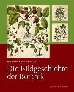 Die Bildgeschichte der Botanik Umschlag